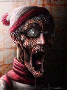 Zombie waldo by atomiccircus