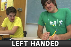 Lefthanded big