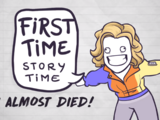 First Time Story Time