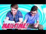 SMOSH SQUAD MAILTIME! (Squad Vlogs)