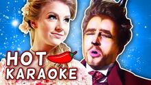 BEAUTY AND THE BEAST HOT PEPPER KARAOKE