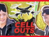 DRONE PINATA PARTY (Cell Outs)