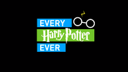 EVERY HARRY POTTER EVER title card