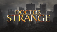 IF MARVEL CHARACTERS WERE REAL Doctor Strange Title Card