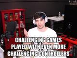 Damien Breaks Games