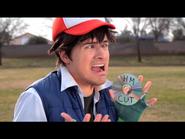 Ash Ketchum Rage