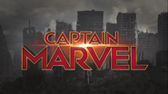 IF MARVEL CHARACTERS WERE REAL Captain Marvel Title Card