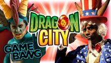 Epic Dragon City Battle Conc.