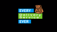 EVERY FOOD DELIVERY EVER Title Screen