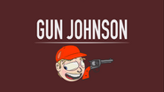 Gun Johnson title card