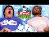 NETFLIX AND CHILL (Smosh Winter Games)