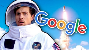 Astronaut Google Search Fail