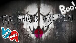 Ghosts in Apocolyptic LA logo