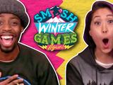 WINTER GAMES FAN ART! (The Show w/ No Name - Smosh Winter Games)