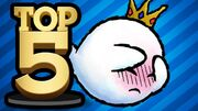 Top 5 Cowards in Video Games