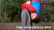 SpiderManHug