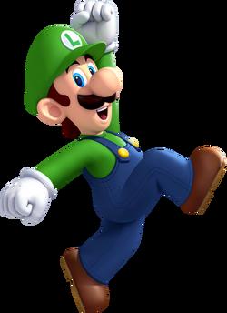 Luigi (NSMBU)