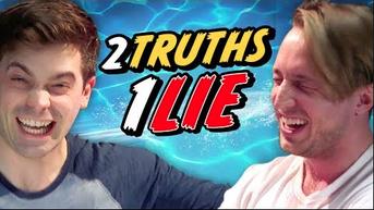 2 TRUTHS 1 LIE - BEST FRIEND WATER CHALLENGE