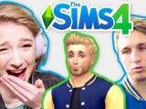 Hooking Up My Friends - Courtney Plays Sims 4