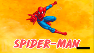 DRAWING MARVEL CHARACTERS FROM MEMORY Spider-Man Slide