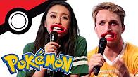 Big Mouth Pokemon Challenge (Squad Vlogs) thumb