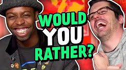 WOULD YOU RATHER w- JOVENSHIRE (The Show w- No Name)