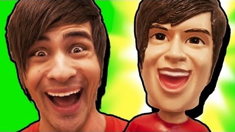 MY BOBBLEHEAD IS EVIL! | Smosh Wiki | FANDOM powered by Wikia