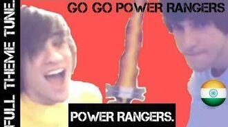 Smosh - Power Rangers Theme - HD.