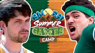 Smosh Summer Games Camp Teaser