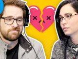 WHY WE BROKE UP w/ Ian & His Ex-Girlfriend Pamela Horton - SmoshCast 14