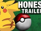 POKÉMON RED AND BLUE (Honest Game Trailers)