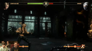 SOMEONE DIES IN MORTAL KOMBAT LaserVsIan battle