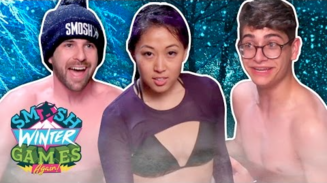Sexy Hot Tub Truth or Dare Again