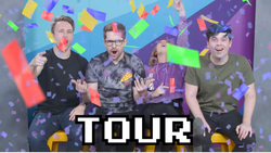 If Movies Were Real 6 Smosh Tour