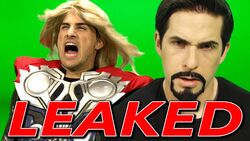 Avengers Age of Ultron LEAKED FOOTAGE