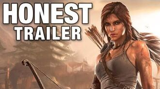 TOMB RAIDER (Honest Game Trailers)