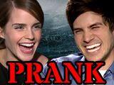 Emma Watson Surprise PRANK