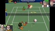 MARIO TENNIS THROWBACK R3