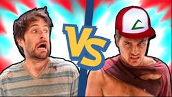 Human Pokemon Battle