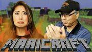 Minecraft Arson with Mari's Dad