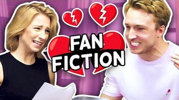 WE READ SMOSH FANFICTION (Squad Vlogs)