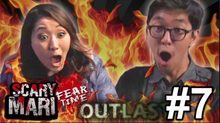 Fighting Fires in Outlast