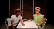 2 TRUTHS, 1 LIE - WATER CHALLENGE (Squad Vlogs)1
