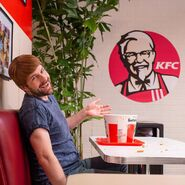 KFC Ian Customer