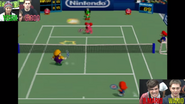 MARIO TENNIS THROWBACK R1