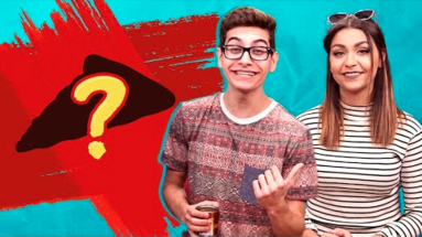 Pizza Challenge with Andrea Russett