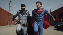 OLO Movies Batman & Superman