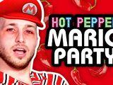 GHOST PEPPER MARIO PARTY! - Super Mario Party