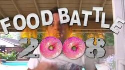 Food Battle 2008