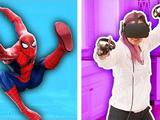 AVENGERS VR EXPERIENCE - Marvel Powers United VR